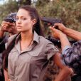 Angelina Jolie dans  Tomb Raider .