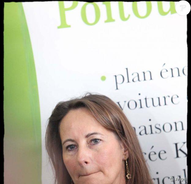 Ségolène Royal piégée par un personnage historique fictif comme le révèle Sud-Ouest le 7 juin 2010