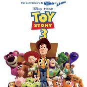 """Mondial 2010 - Regardez tous les jouets de """"Toy Story 3"""" encourager Franck Ribéry, Nicolas Anelka et Thierry Henry !"""