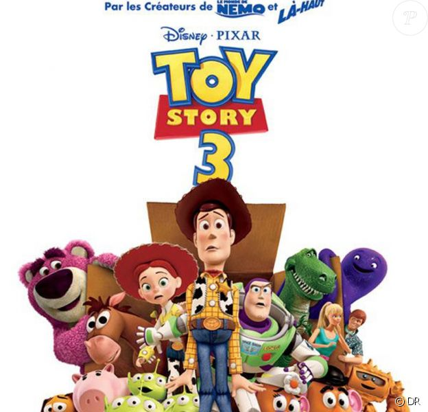 Des images de Toy Story 3, en salles le 18 août 2010.