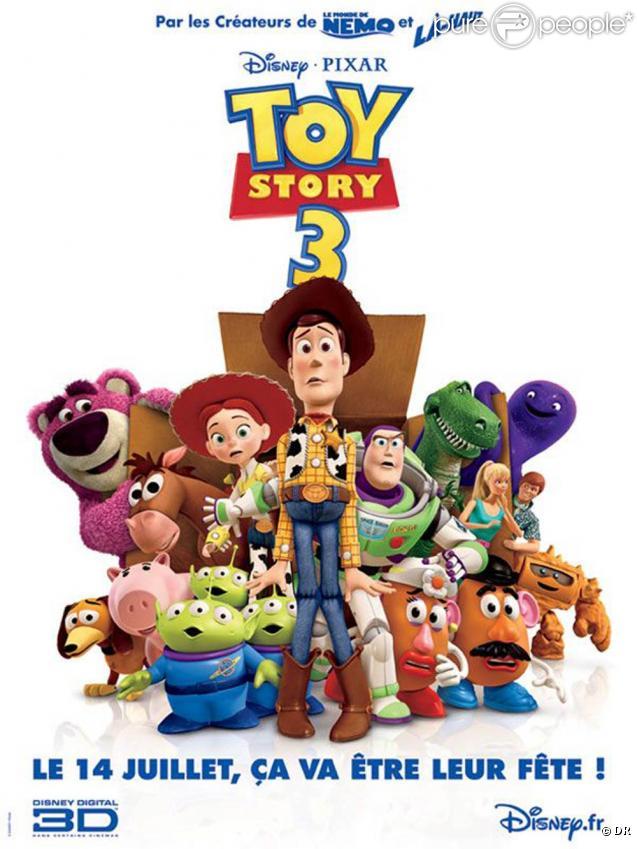 Mondial 2010 regardez tous les jouets de toy story 3 - Le cochon de toy story ...