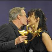 Christophe Lambert, entouré des plus belles, n'a d'yeux que pour Sophie Marceau... qui lui fait la plus belle déclaration d'amour !