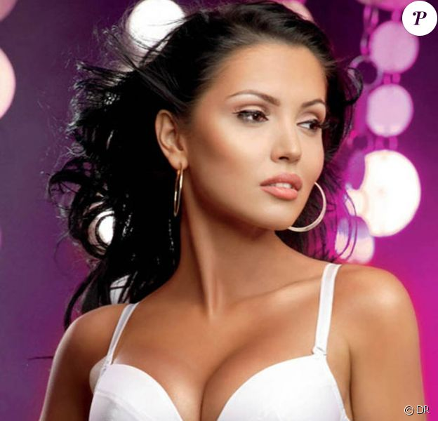 La très jolie Andreea Mantea pour la nouvelle campagne de la lingerie Jolidon.