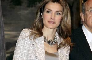 Letizia d'Espagne : Toujours présente et divine pour soutenir son mari !