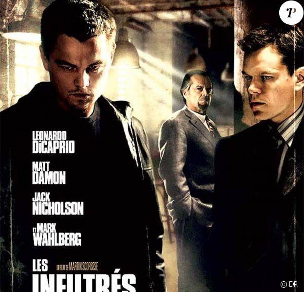 Des images des Infiltrés, le film aux quatre Oscars de Martin Scorsese, sorti en 2007.