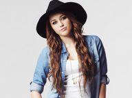 Miley Cyrus : Ultra-glamour pour présenter sa ligne de vêtements... Pas de doute, elle sait se vendre !