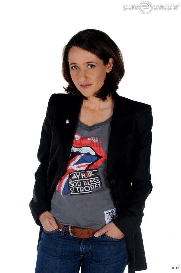 Alexia Laroche-Joubert produit l'émission  Bienvenue dans ma tribu , prochainement diffusée sur TF1.