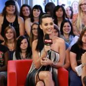 Katy Perry : Jamais deux sans trois... Elle nous ressort sa coiffure fétiche !