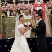 Mariage de Victoria de Suède et Daniel : De la cathédrale au palais, revivez leur périple émouvant et leur bonheur majestueux !