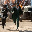Le Frelon Vert de Michel Gondry avec Seth Rogen et Jay Chou