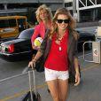Annalynne McCord et sa soeur Angel reviennent de vacances