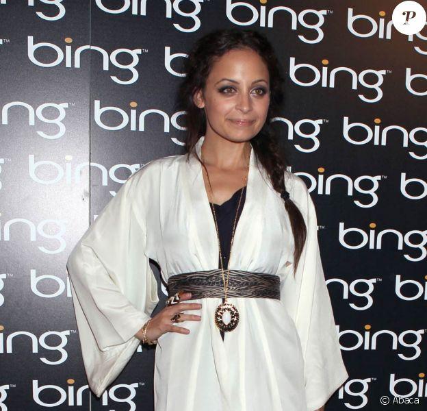 Nicole Richie lors de la soirée The Bing After-Party for BingÕs Celebration of Creative Minds, à West Hollywood le 22 juin 2010