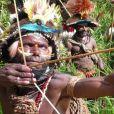 La tribu des guerriers hulis (Papouasie-Nouvelle Guinée)