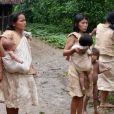 La tribu des zaparas (Equateur)
