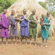 La tribu des surmas (Ethiopie)