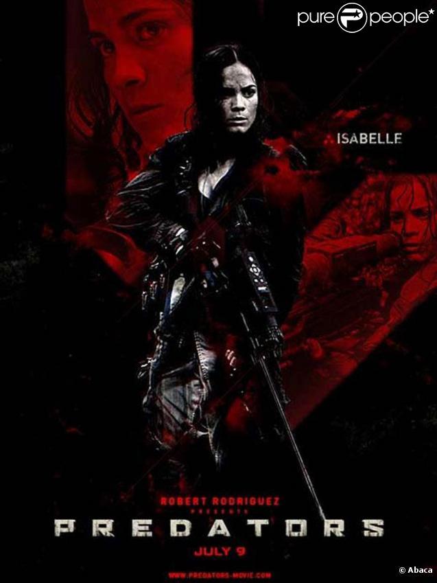 Alice Braga sera à l'affiche de  Predators  le 14 juillet 2010.