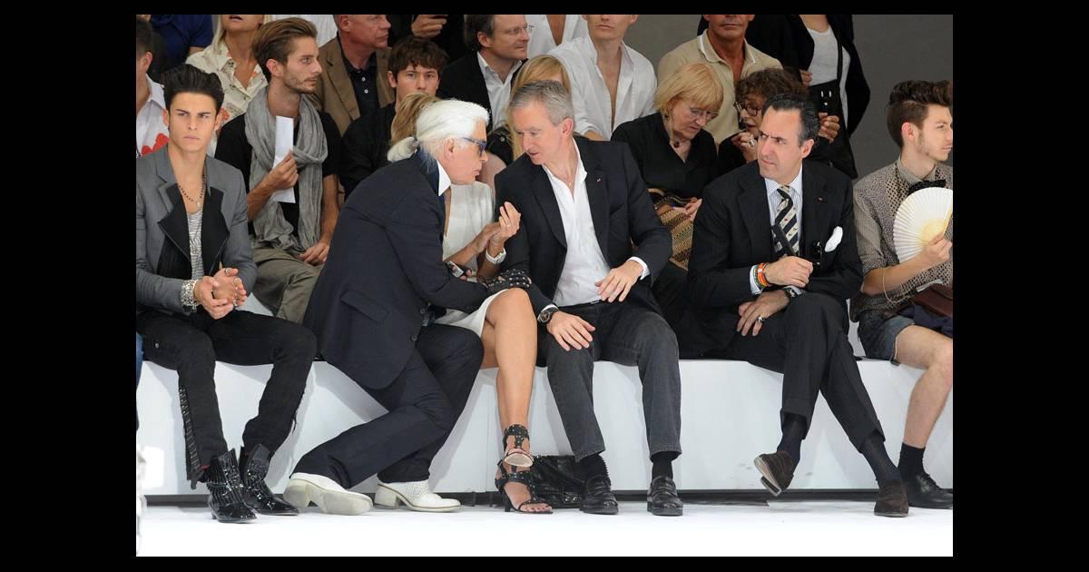 Dior Fashion Show  Juin