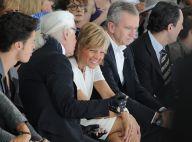 Jean Rochefort et sa fille, non loin de l'impitoyable Karl Lagerfeld, Arnaud Lemaire... ont assisté à un show débordant d'élégance !