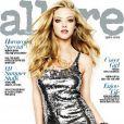 La ravissante Amanda Seyfried en couverture de l'édition coréenne du magazine  Allure , juillet 2010.