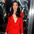 La ravissante Megan Fox, torride sur tapis rouge...
