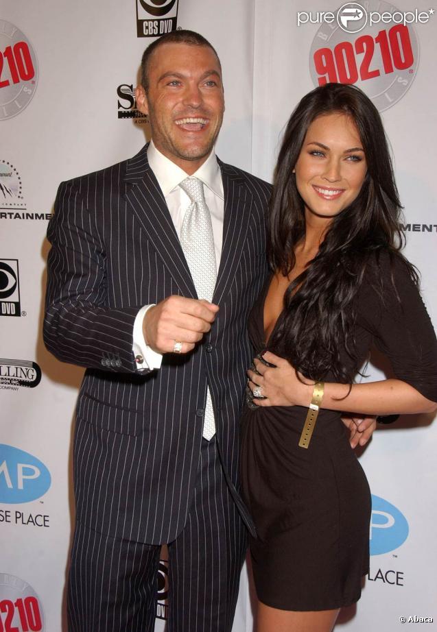 La ravissante Megan Fox, au bras de son mari Brian Austin Green...