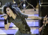 Bill de Tokio Hotel opéré des cordes vocales : tournée mondiale annulée jusqu'au 8 avril !