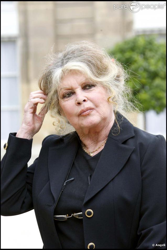 Brigitte Bardot racont...