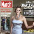 Paris Match à paraître le 1er juillet 2010