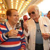 L'immense Hugues Aufray et le fringant Paul-Loup Sulitzer croquent la vie à pleines dents !