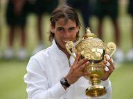 Regardez Rafael Nadal s'imposer encore à Wimbledon et conforter sa place de numéro 1 mondial !