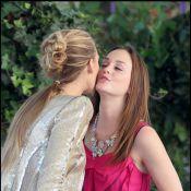 Gossip Girl : Leighton Meester et Blake Lively, plus complices que jamais sur le tournage parisien !