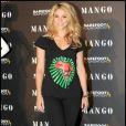 La chanteuse libano-colombienne Shakira
