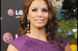 Eva longoria : Pas coiffée, mal habillée, elle reste parfaite, la preuve !