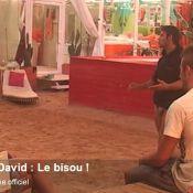Dilemme : Kevin vole un bisou à David Lantin, les seins de Caroline ont rétréci et... les stratégies reprennent !