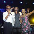 Le 9 juillet 2010, au festival de Montreux, a eu lieu un concert hommage présenté par Quincy Jones et Claude Nobs, avec Angélqieu Kidjo, Youssou N'Dour et d'autres stars africaines...