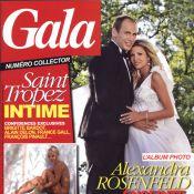 Alexandra Rosenfeld et Sergio Parisse : Tous les détails de leur mariage de rêve !