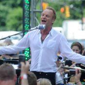 Sting : L'Englishman et son charisme insolent ont fait un malheur à New York !