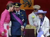 La reine Fabiola menacée de mort : une sortie sous très haute surveillance... Pas de blague, hein !