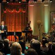 Malia Obama lors du spectacle de Elaine Stritch à la Maison Blanche le 19/07/10