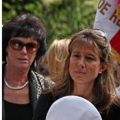 Obsèques de Bernard Giraudeau : L'ultime adieu des deux femmes de sa vie...