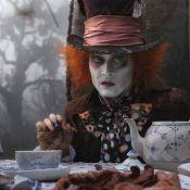 """Regardez le making of et l'envers du décor de l'incroyable """"Alice au Pays des Merveilles"""" de Tim Burton !"""