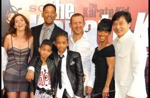 Dany Boon est venu fêter le triomphe du fils de Will Smith en famille !