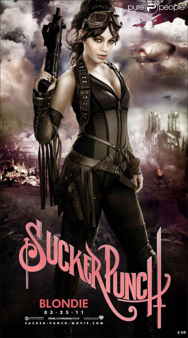 Des images de  Sucker Punch , de Zack Snyder, en salles en mars 2011.