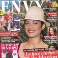 La couverture du magazine Envy