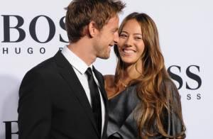 Après deux mois de rupture, Jenson Button et Jessica Michibata se retrouvent, plus amoureux que jamais !