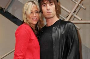 Liam Gallagher, jamais sans sa femme Nicole Appleton pour les grandes occasions !