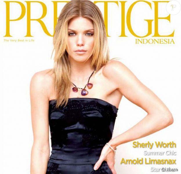AnnaLynne McCord, Prestige, août 2010