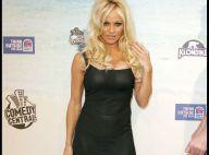 Quand Pamela Anderson, très transparente, insulte le déjanté David Hasselhoff !