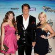 David Hasselhoff fait son Comedy Central Roast. Ses filles sont de la partie ! 1/08/2010