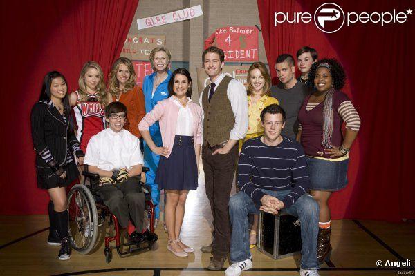 La série Glee